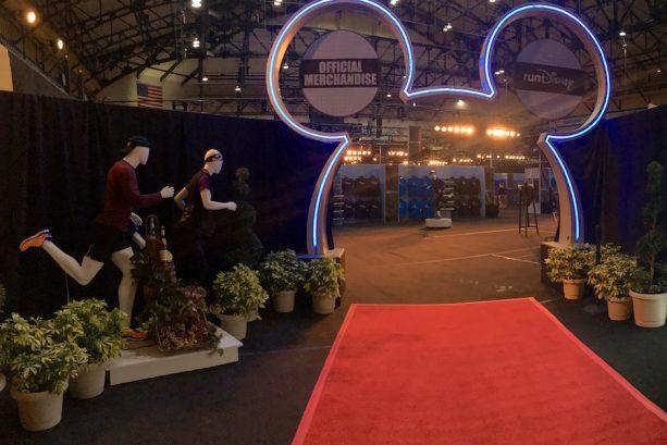 runDisney Health & Fitness Expo