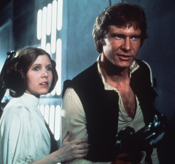 Top 5 Star Wars Couples Ranked 1