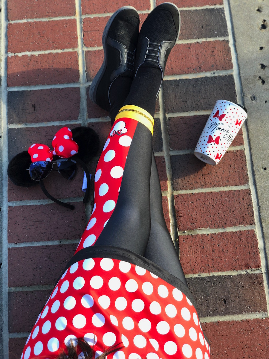 Disney Character Performance Wear Featuring Minnie Mouse