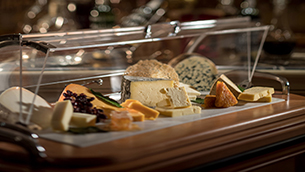 Victoria and Albert's Cheese Cart
