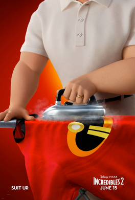 Get Excited For An Incredible Summer With A First Look At The Trailer For 'Incredibles 2' 1
