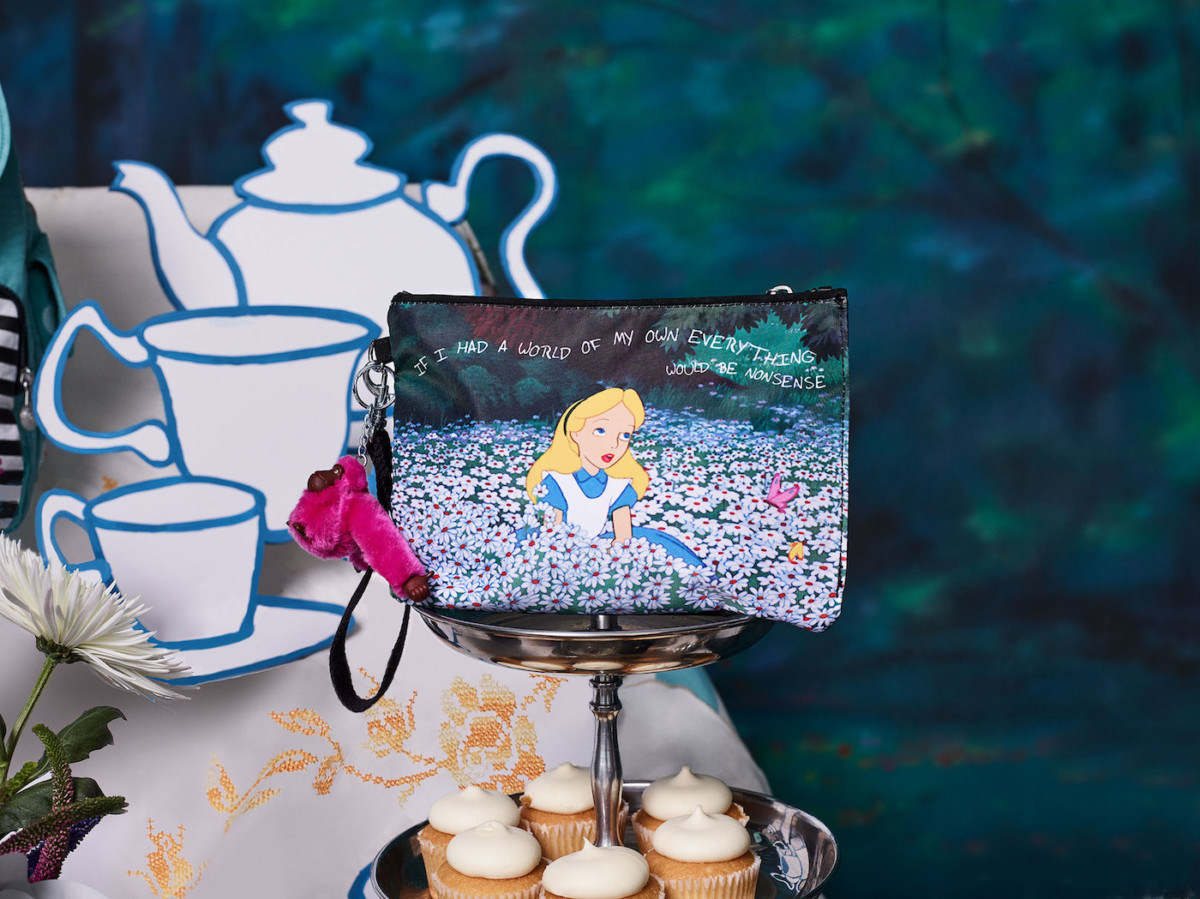 The New Alice in Wonderland Collection from Kipling! Photos below! 5