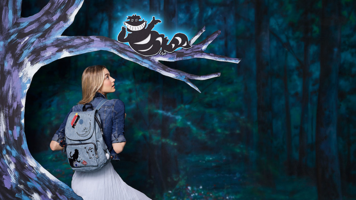 The New Alice in Wonderland Collection from Kipling! Photos below! 1