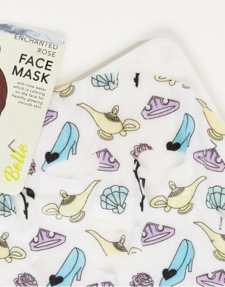 Add Disney Princess Face Masks to Your Beauty Routine! 1