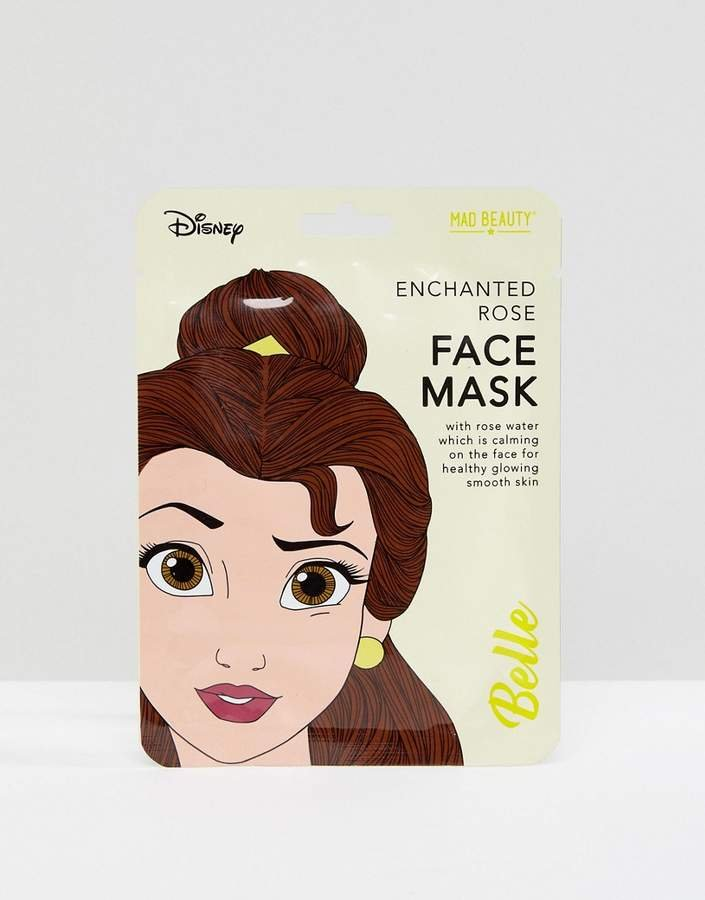 Add Disney Princess Face Masks to Your Beauty Routine! 4