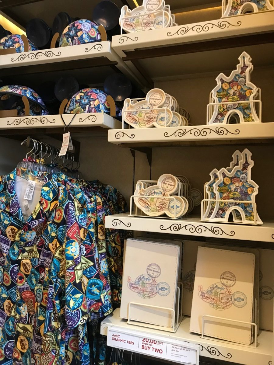 The New Passport Collection at Disney Parks! 5