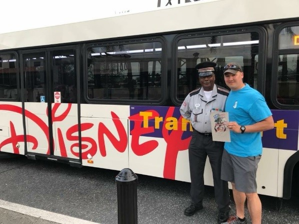 Disney Magic By Guest Blogger and former Marine, Cliff! 4
