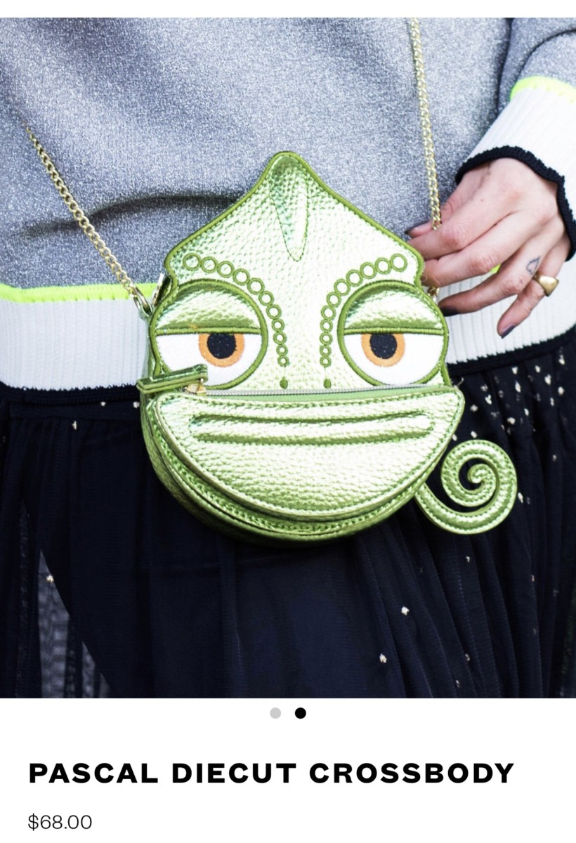 NEW Tangled Handbags from Danielle Nicole! #DisneyStyle 4