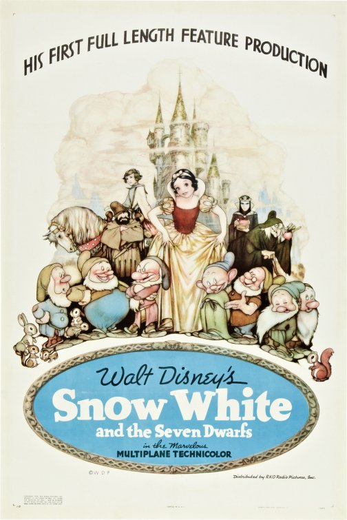 Sunshine And Snow White 1
