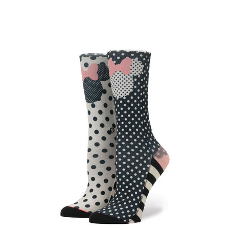 Adorable Minnie Mouse Socks from Stance's New Spring Collection! 5
