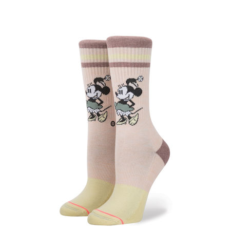 Adorable Minnie Mouse Socks from Stance's New Spring Collection! 6