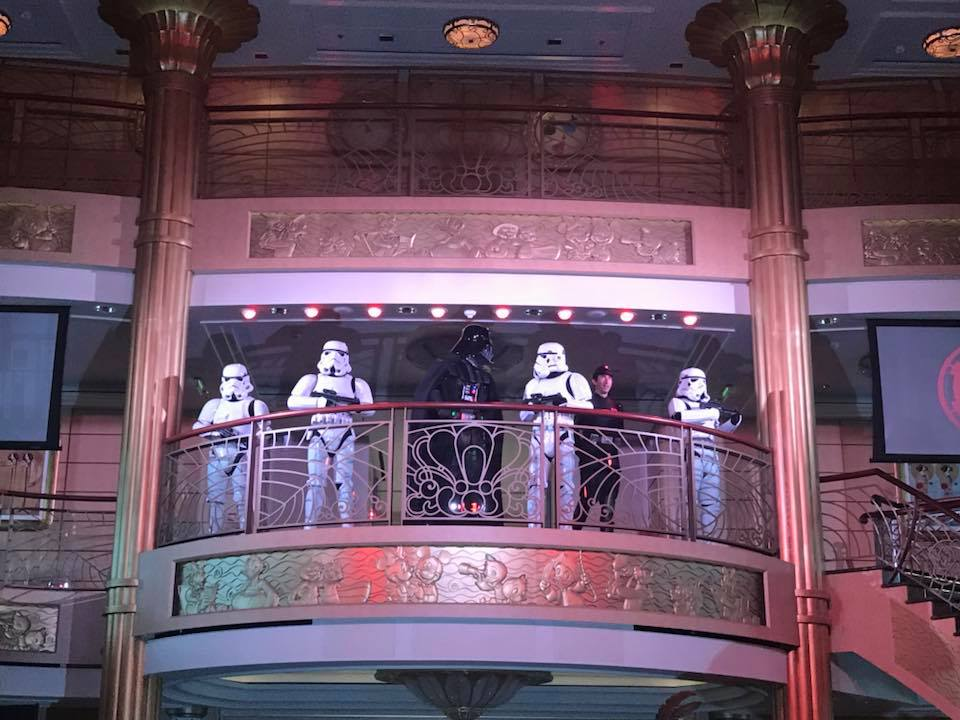 How to Discover the Power of the Force During Star Wars Day at Sea 2