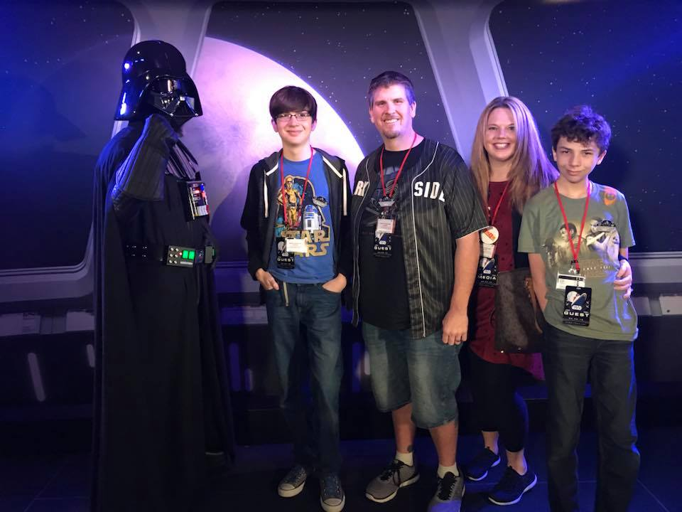 Take a Look at the Amazing Star Wars Day at Sea, Disney Cruise Line! #disneycruise 5