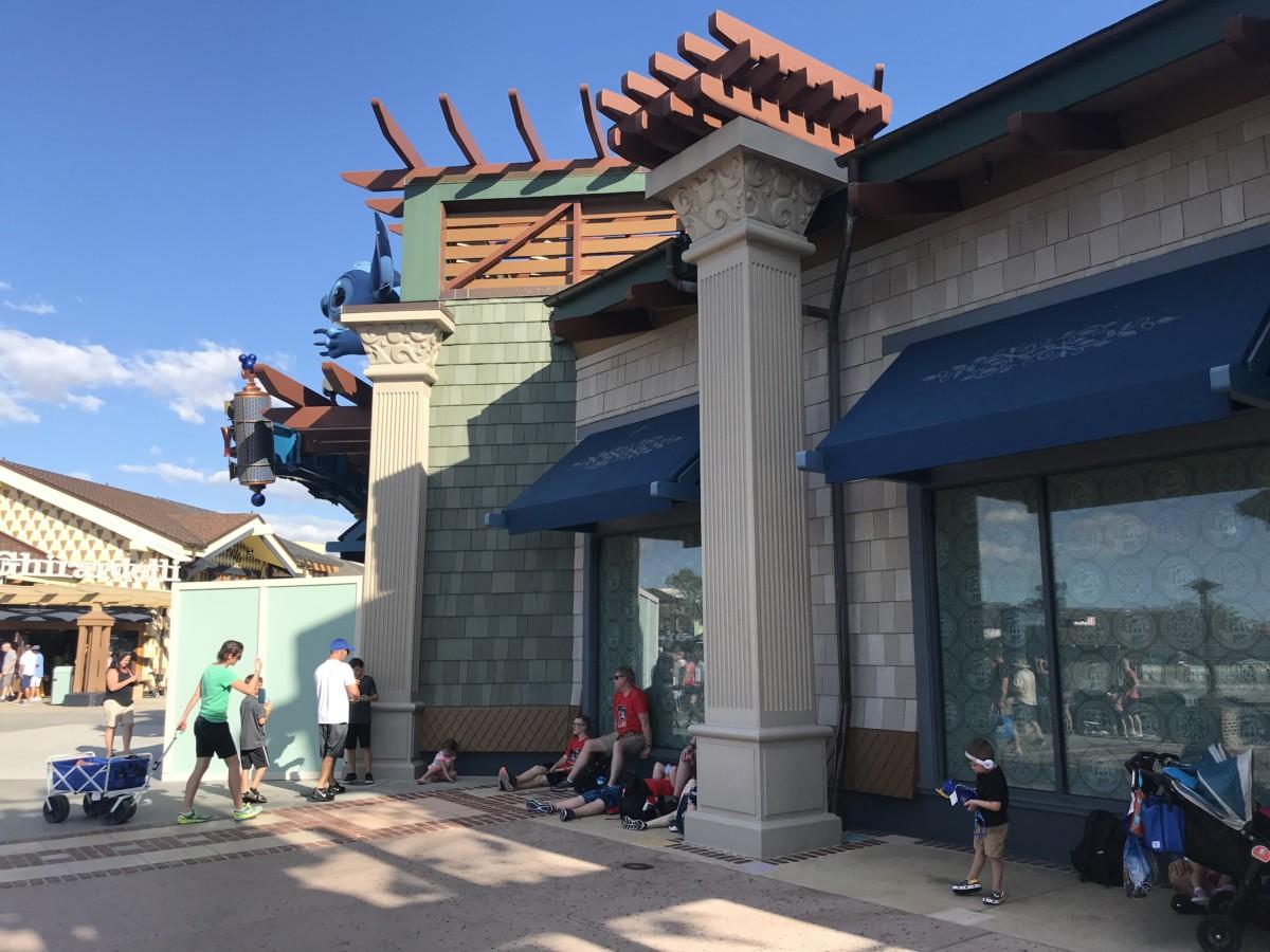Major Overhaul Happening at the World of Disney, #DisneySprings 2