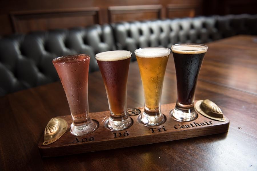 Drinks from Raglan Road Irish Pub & Restaurant