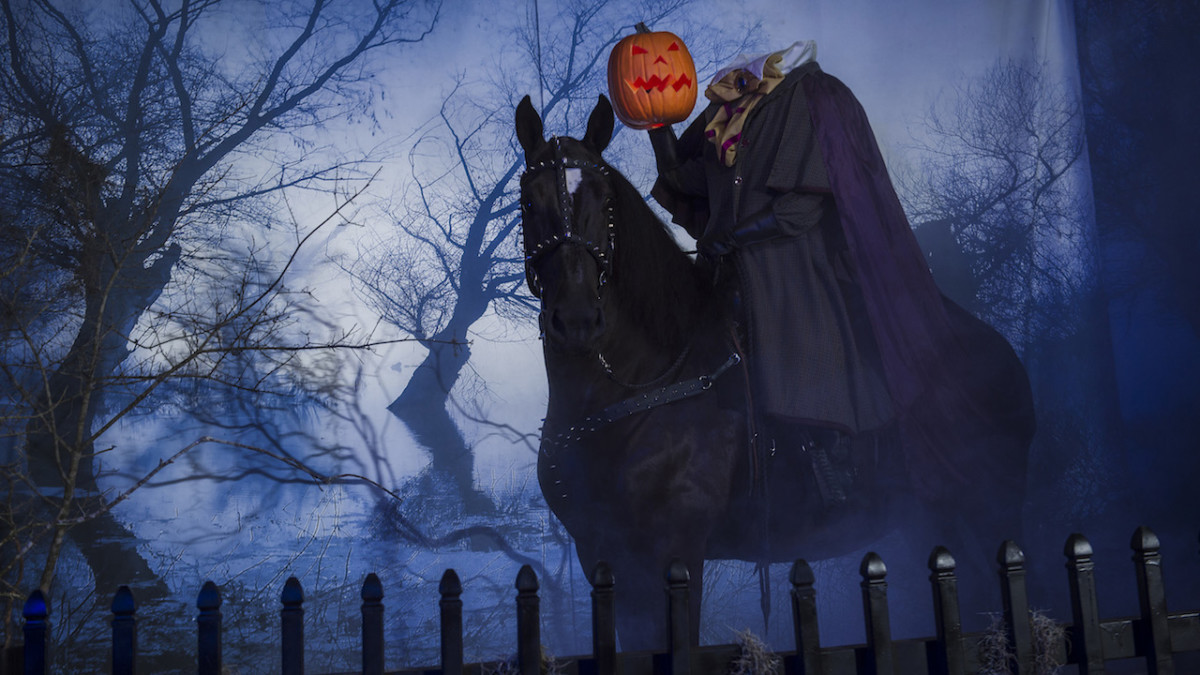 """Return To Sleepy Hollow"" at Disney's Fort Wilderness Resort & Campground Begins September 28 1"
