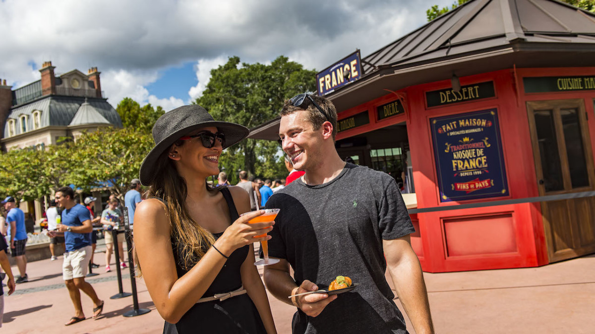 The 2018 Epcot International Food & Wine Festival Brings 75 Days of Fall Fun Aug. 30 – Nov. 12 3