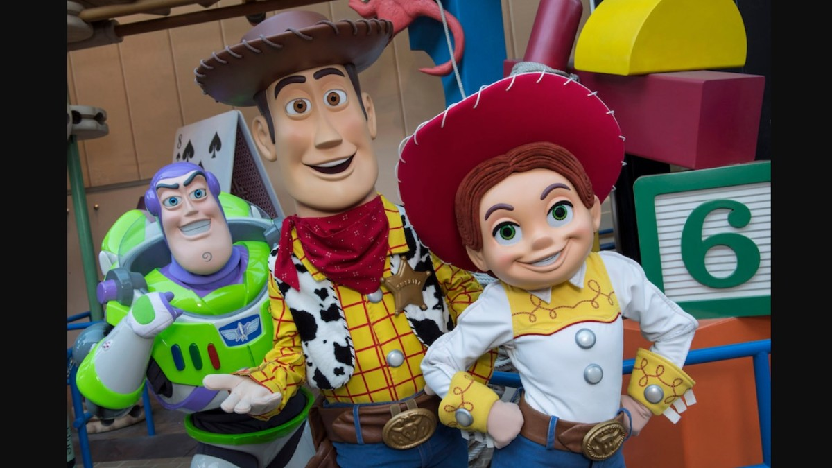 Pixar Characters will Greet Guests in Toy Story Land at Walt Disney World Resort 1