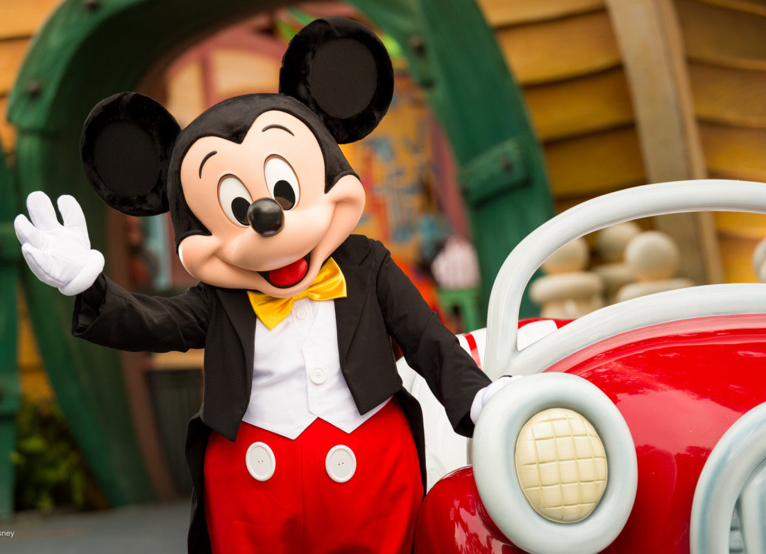 Disney Celebrates 90 Years Of Mickey Mouse With Worldwide Festivities 48