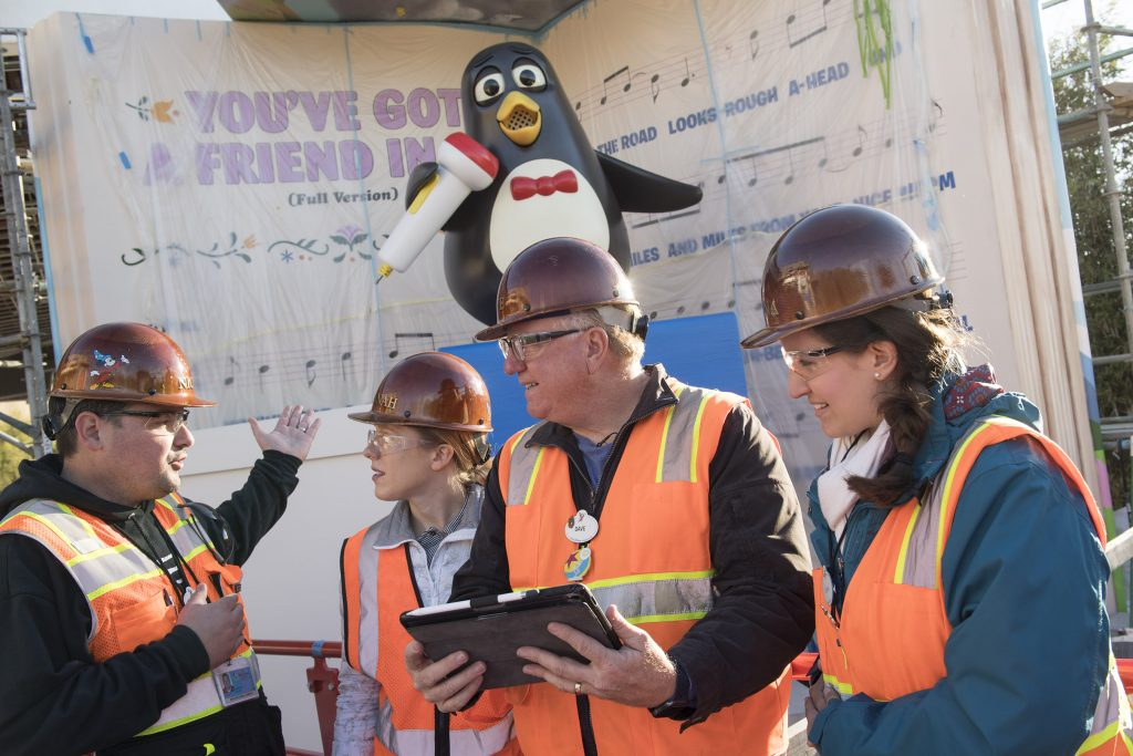 All in the Details: Wheezy Arrives at Toy Story Land at Disney's Hollywood Studios 2