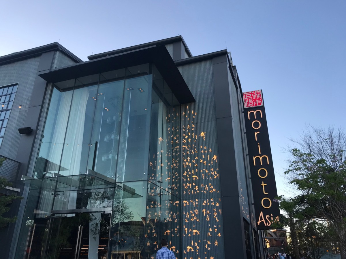 Photos from Morimoto Asia, Disney Springs! 1