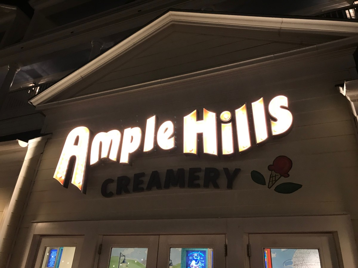 Ample Hills Creamery ~ Disney's Boardwalk (photos) 13