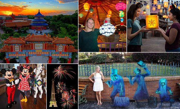 Disney PhotoPass Service photos