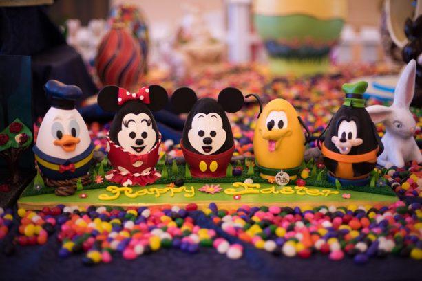 Disney-Themed Easter Eggs at Disney's Beach Club Resort
