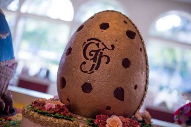 Grand Floridian Easter Egg at Disney's Grand Floridian Resort & Spa""