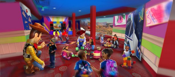 Reservations Now Open for Pixar Play Zone at Disney's Contemporary Resort 2