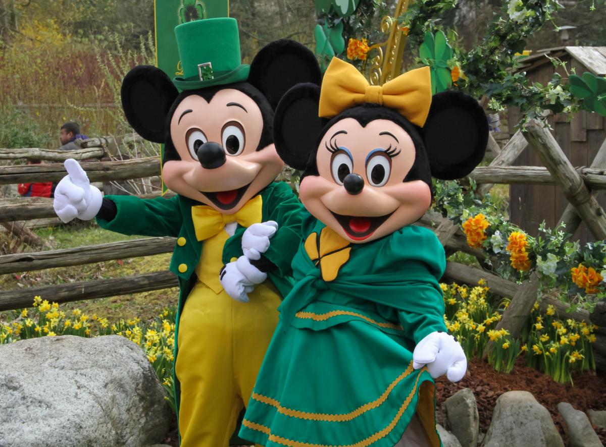 St patrick 39 s day specials at vivoli in disney springs - Disney st patricks day images ...