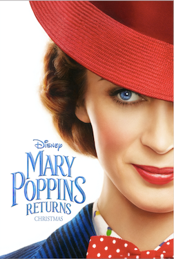 "An Open (Love) Letter to an Icon: A Review of ""Mary Poppins Returns"" 1"