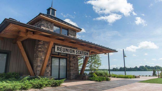 Reunion Station Reservations Begin April 4 1