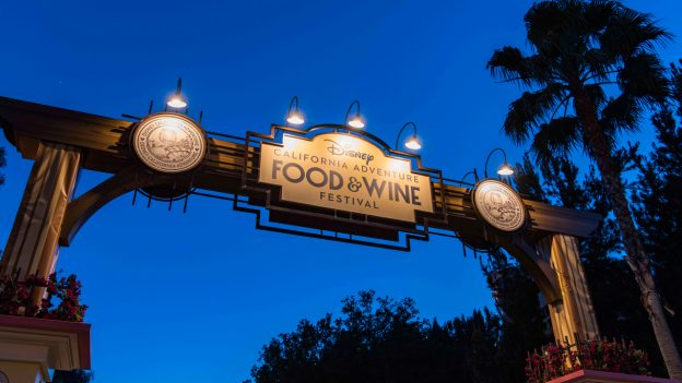 Find New Merchandise at Disney California Adventure Food & Wine Festival 1
