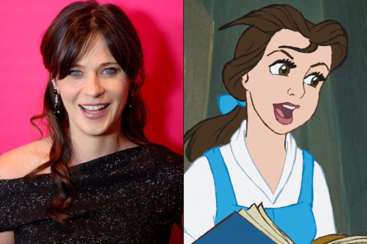 Disney announces Beauty and the Beast live concert with Zooey Deschanel as Belle 2