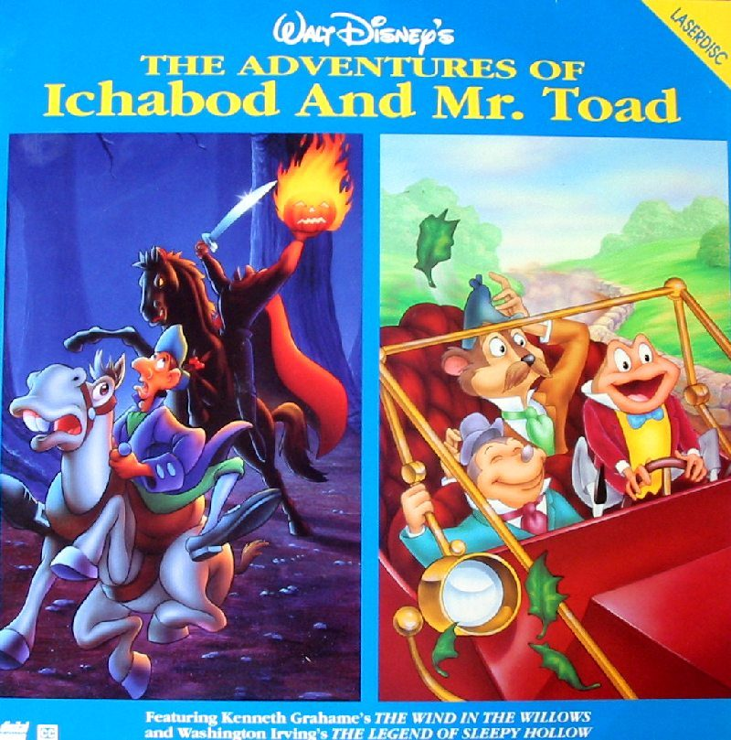 The Adventures of Ichabod and Mister Toad 2