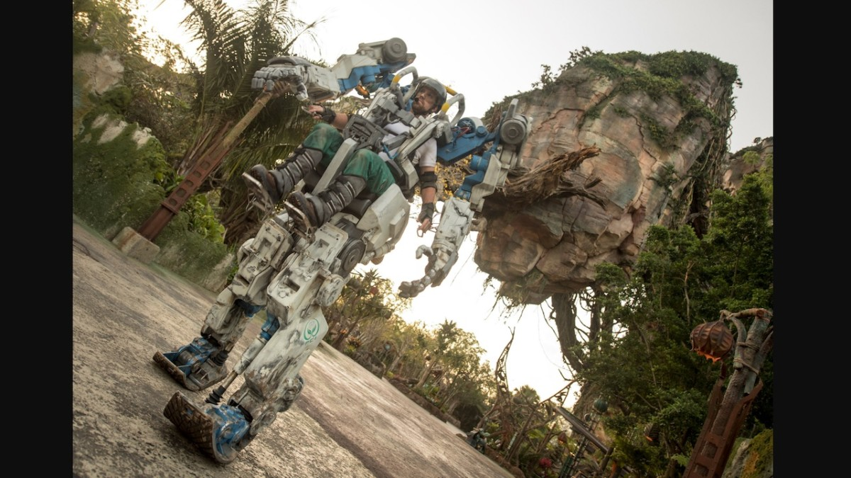 Behind-the-Scenes: Creating The Pandora Conservation Initiative Utility Suit for Pandora – The World of Avatar 1