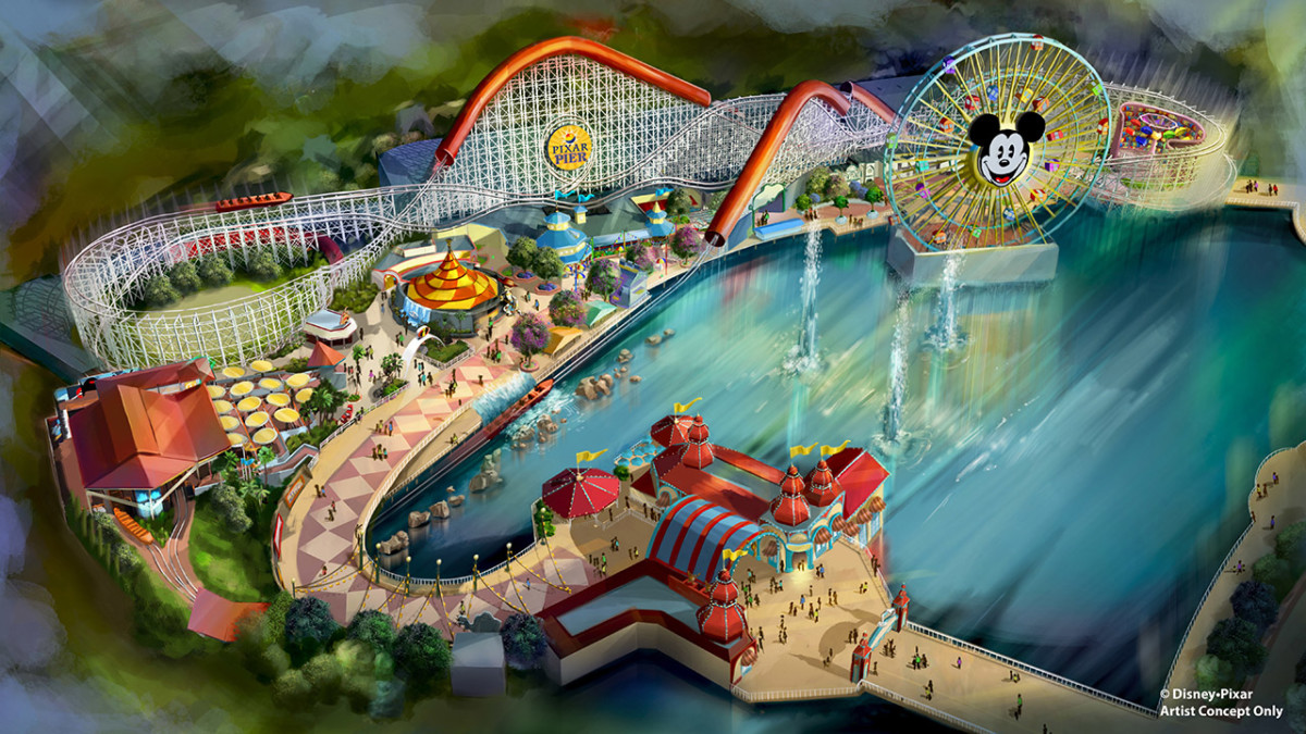 Enter Pixar Pier Getaway Sweepstakes for a Chance to Win a Disneyland Resort Vacation 1