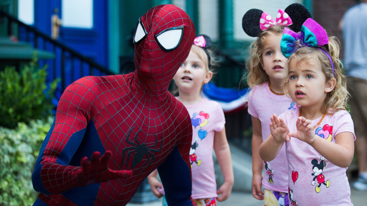 Attention: Super Heroes Now Assembling at Disney California Adventure Park 1