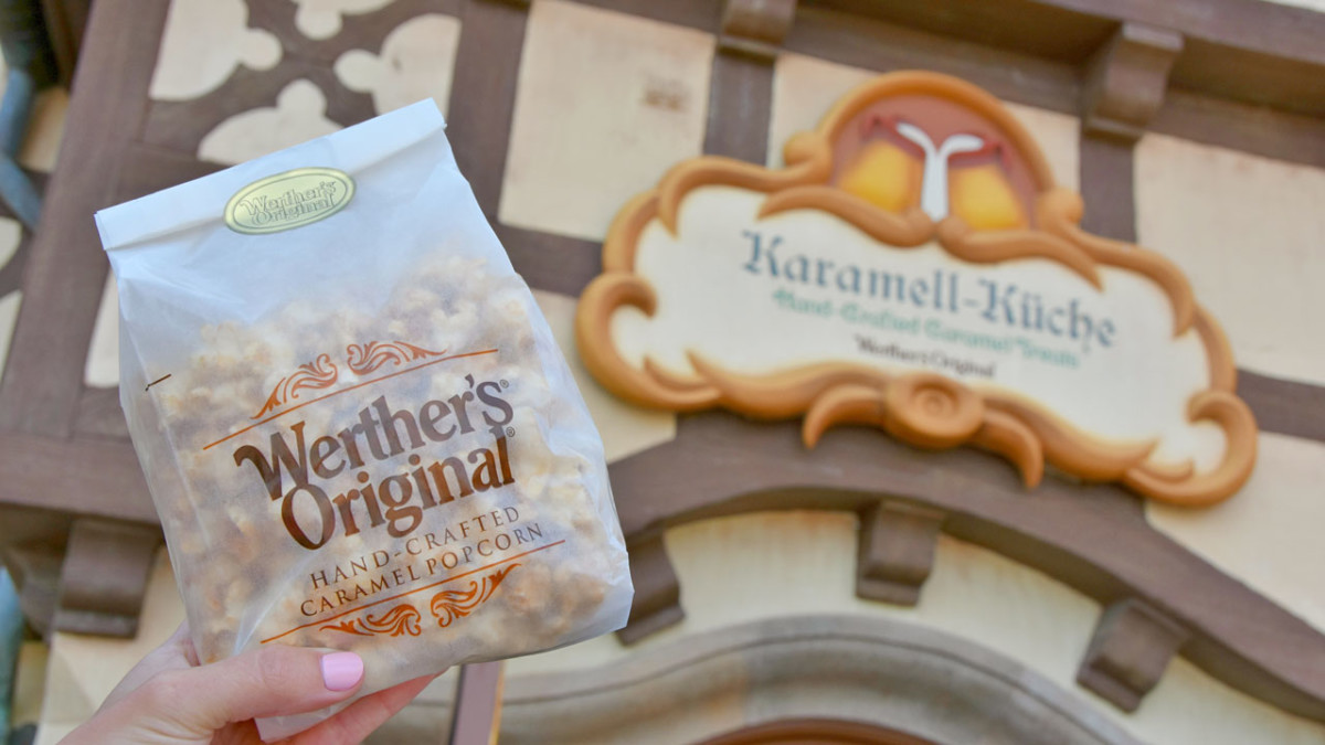 Celebrate National Caramel Day with Karamell-Küche at Epcot 6