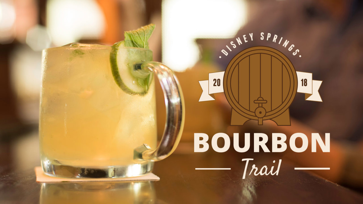 Explore the New Bourbon Trail at Disney Springs 1