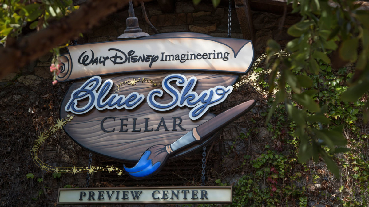 Pixar Pier Sneak Peek Now Open at Blue Sky Cellar at Disney California Adventure Park 1