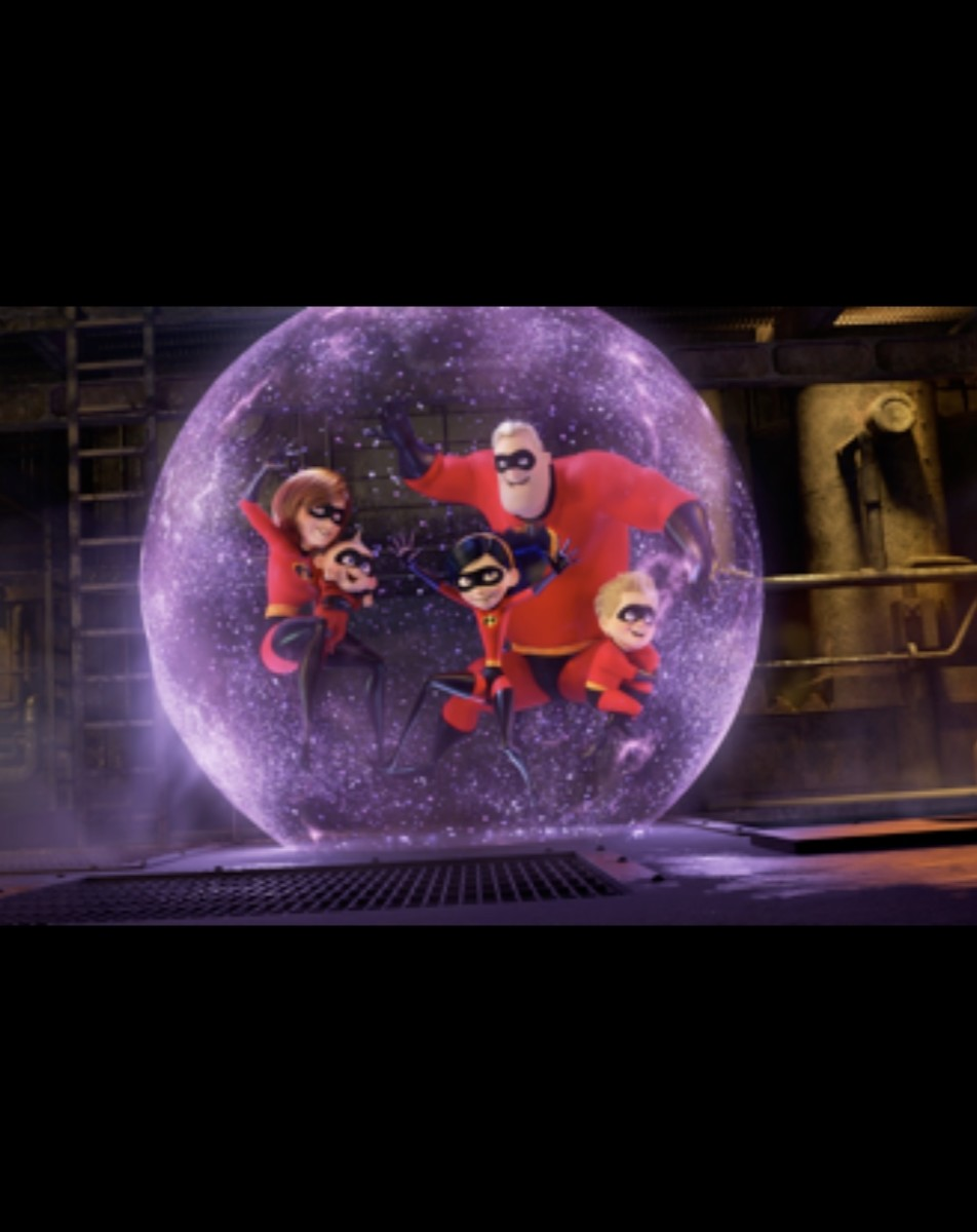 """Incredibles 2"" ALL-NEW TRAILER 1"
