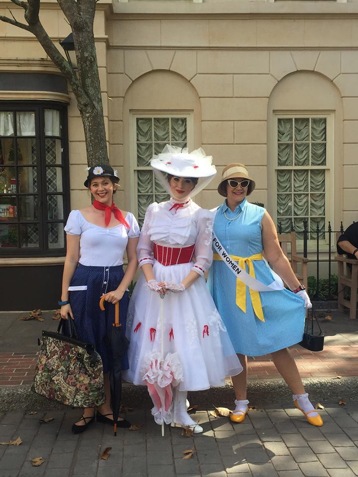 Springing Into Dapper Day 2018 1