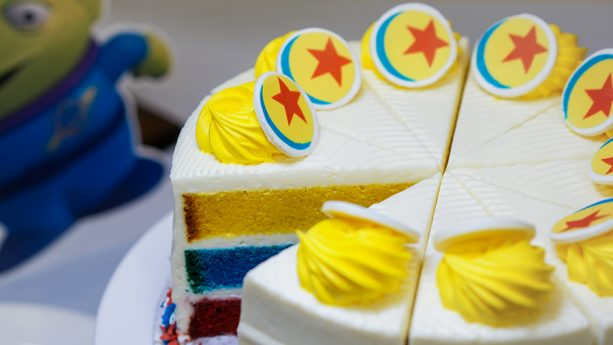 Pixar Fest Pixar Cake