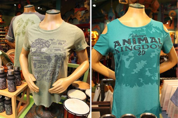Iconic Centerpiece of Disney's Animal Kingdom Inspires 20th Anniversary Merchandise Collection 4