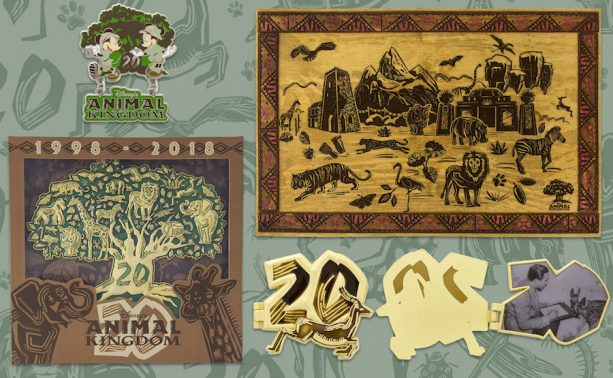 Iconic Centerpiece of Disney's Animal Kingdom Inspires 20th Anniversary Merchandise Collection 6