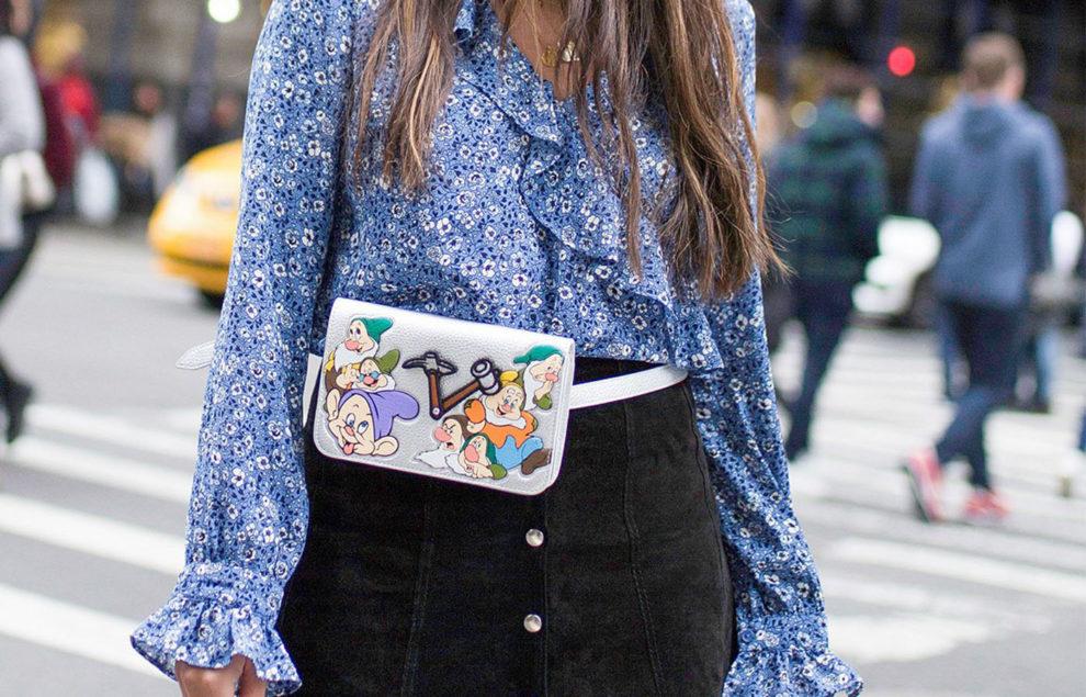 New Seven Dwarfs Belt Bag from Danielle Nicole! 2