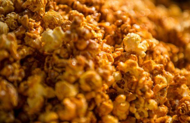 Caramel Popcorn from Karamell-Küche at Epcot