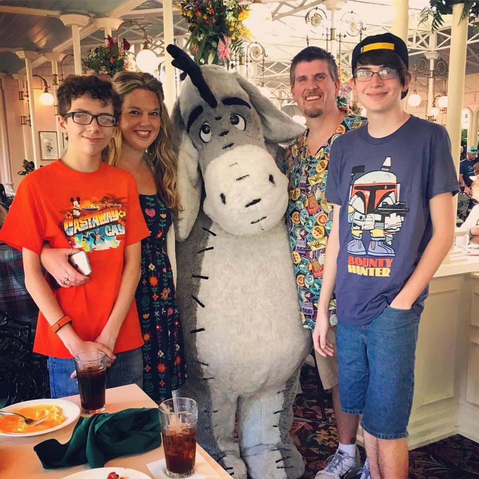 TMSM's Adventures in Florida Living ~ Back to Work.... and a bit of Disney Magic! 2